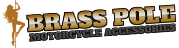 Brass Pole Motorcycle Accessories logo
