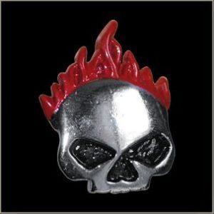 Skull Pins